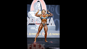 Laura Hays - Women's Physique - 2019 Olympia thumbnail