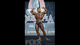 Danny Hester - Classic Physique - 2019 Olympia thumbnail