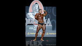 David Hoffman - Classic Physique - 2019 Olympia thumbnail