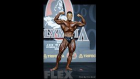 Chen Kang- Classic Physique - 2019 Olympia thumbnail