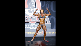 Ivie Rhein - Women's Physique - 2019 Olympia thumbnail