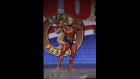 Charles Curtis - Classic Physique - 2019 Arnold Classic thumbnail