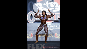Brittany Watts - Women's Physique - 2019 Olympia thumbnail