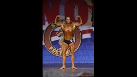 Elijah Loreno - Classic Physique - 2019 Arnold Classic thumbnail