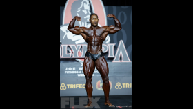 Rylon McDuell-Batiste - Classic Physique - 2019 Olympia thumbnail