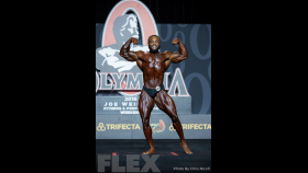Ro'Vonte Moody - Classic Physique - 2019 Olympia thumbnail