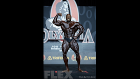 George Peterson - Classic Physique - 2019 Olympia thumbnail