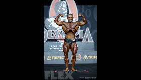 Giuseppe Christian Zagarella - Classic Physique - 2019 Olympia thumbnail