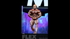 Lukas Osladil - Open Bodybuilding - 2018 Olympia thumbnail