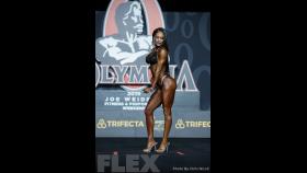Breena Martinez - Bikini - 2019 Olympia thumbnail