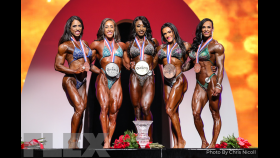 Awards - Women's Physique - 2019 Olympia thumbnail