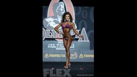 Etila Santiago Santos - Bikini - 2019 Olympia thumbnail