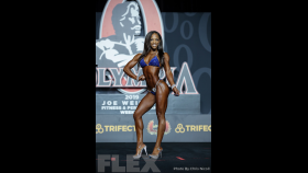 Jasmine Williams - Bikini - 2019 Olympia thumbnail