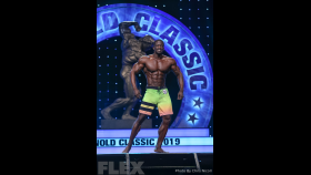 George Brown - Men's Physique - 2019 Arnold Classic thumbnail
