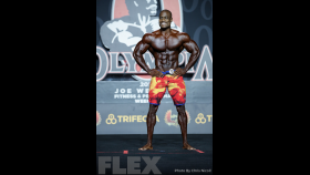 Yasser Fernando Chala Blandon - Men's Physique - 2019 Olympia thumbnail