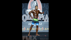 Bhuwan Chauhan - Men's Physique - 2019 Olympia thumbnail