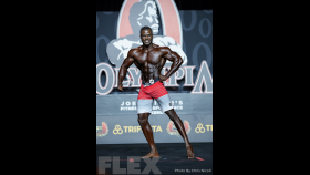Julian Colley - Men's Physique - 2019 Olympia thumbnail
