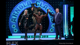 Final Posedown & Awards - Classic Physique - 2019 Arnold Classic thumbnail