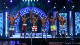 Awards - Men's Physique - 2019 Arnold Classic thumbnail