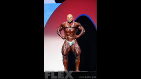 Mohamed Shaaban - Open Bodybuilding - 2019 Olympia thumbnail