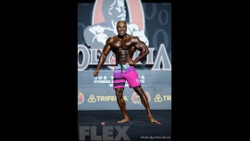 Anthony Gilkes - Men's Physique - 2019 Olympia thumbnail