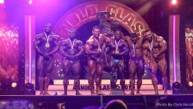 Final Posedown & Awards - Open Bodybuilding - 2019 Arnold Classic thumbnail