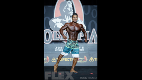 Ahmed Abdul Jalil - Men's Physique - 2019 Olympia thumbnail