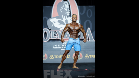 Ondrej Kmostak - Men's Physique - 2019 Olympia thumbnail