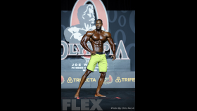 Corey Morris - Men's Physique - 2019 Olympia thumbnail