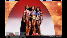Awards - Figure - 2019 Olympia thumbnail