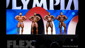 Comparisons - Open Bodybuilding - 2019 Olympia thumbnail