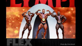 Awards - Classic Physique - 2019 Olympia thumbnail