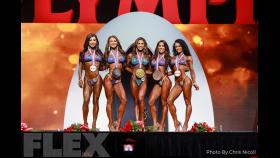 Awards - Bikini - 2019 Olympia thumbnail