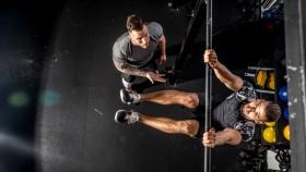 Miniatura de entrenador personal: conteo de piernas