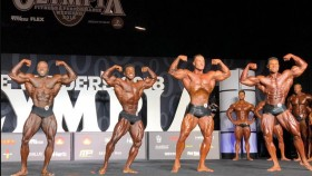 2018 Olympia Classic Physique Call Out Report thumbnail