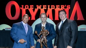 Miss the Mr. Olympia Presser? Watch it back here! thumbnail