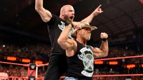 Triple H and Shawn Michaels reunite to form D-X. thumbnail