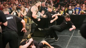 WWE Superstar Braun Strowman on Raw. thumbnail