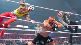 Rey-Mysterio-Brock-Lesnar-High-Flying-Acrobatics-WWE thumbnail