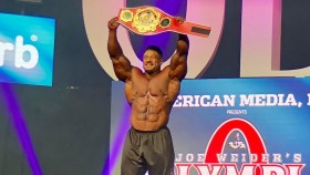 Roelly Winklaar - Open Bodybuilding - 2018 Olympia thumbnail