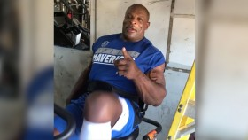 Ronnie Coleman Is Already Back in the Gym, Two Weeks After Surgery  thumbnail