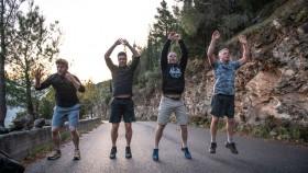 Pre-Dawn Training Spartan Cofounder Joe De Sena in Sparta, Greece  thumbnail