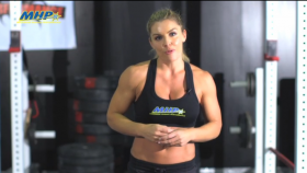 Sarah Grace: 5-Minute AMRAP Workout Video Thumbnail