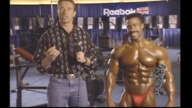 Throwback Arnold Schwarzenegger Competition Advice  thumbnail