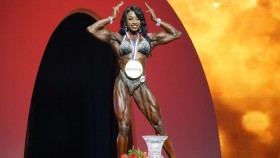 Shanique Grant - Women's Physique - 2019 Olympia thumbnail