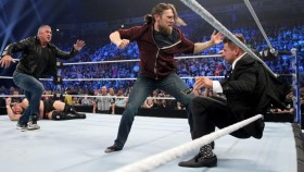 Daniel Bryan attacks The Miz on WWE Smackdown.  thumbnail