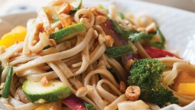 Spicy Udon Noodles  thumbnail