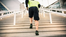 Take the Stairs to Torch the Fat and Boost Your Heart Health thumbnail