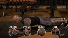 Ab workout Video Thumbnail