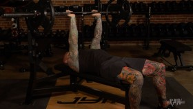 Close-Grip Bench Press Video Thumbnail